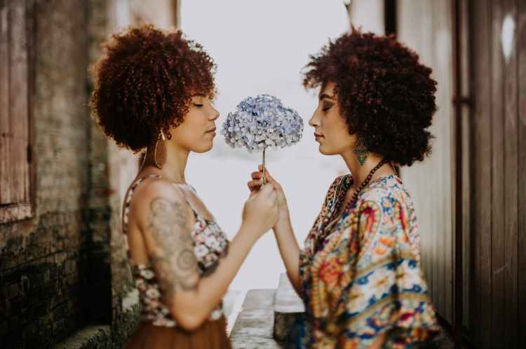 afro beautiful fashion fashionable